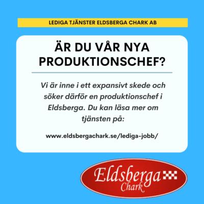 Är du vår nya produktionschef?